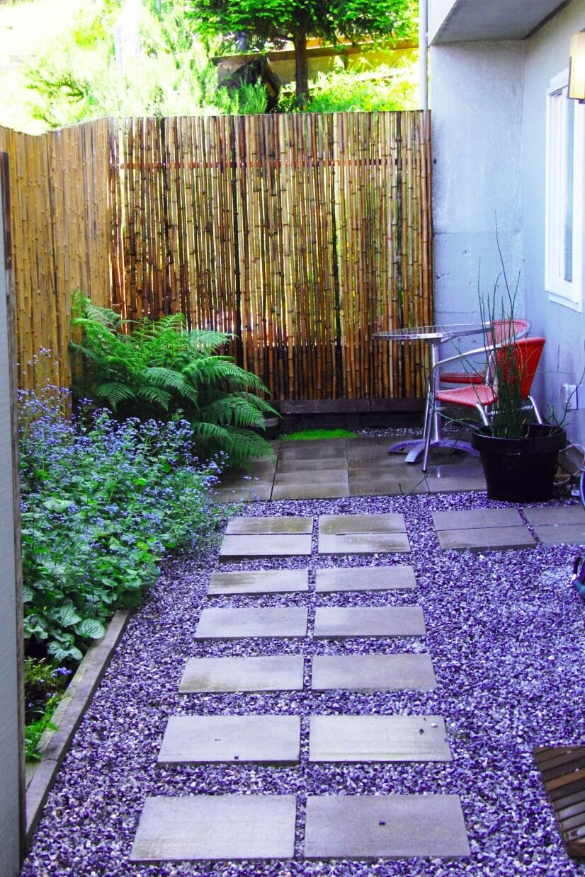 Your patio and garden