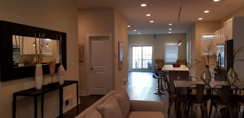 image 5 furnished 3 bedroom Townhouse for rent in Newark, Essex County