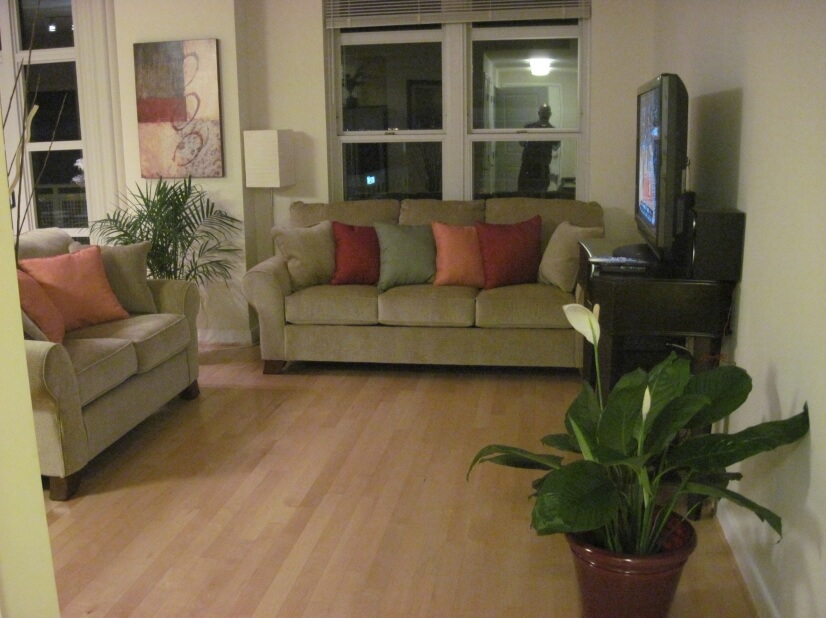 image 9 furnished 1 bedroom Townhouse for rent in Glassmanor, DC Metro