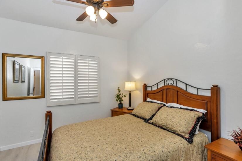 Bedroom #3/Queen Bed