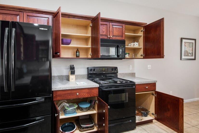 Pots, pans, baking sheets, bowls and basic co