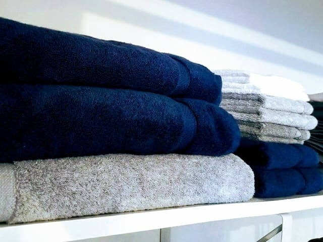Fresh Linen, Towels and Rags