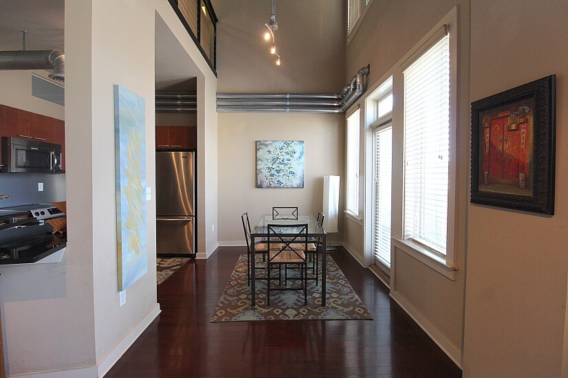 image 8 furnished 2 bedroom Loft for rent in Midtown, Fulton County