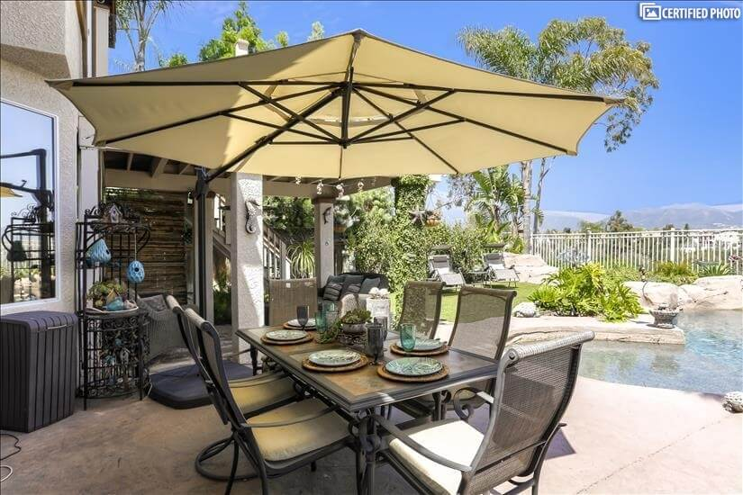 image 4 furnished 4 bedroom House for rent in Rancho Santa Margarita, Orange County