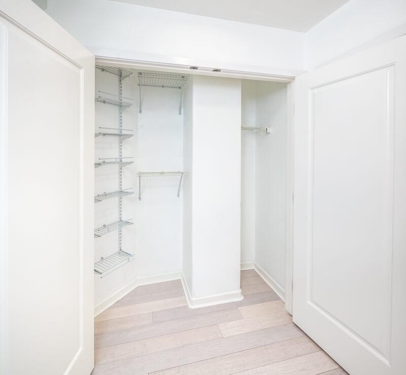 1st Master Suite Closet #2