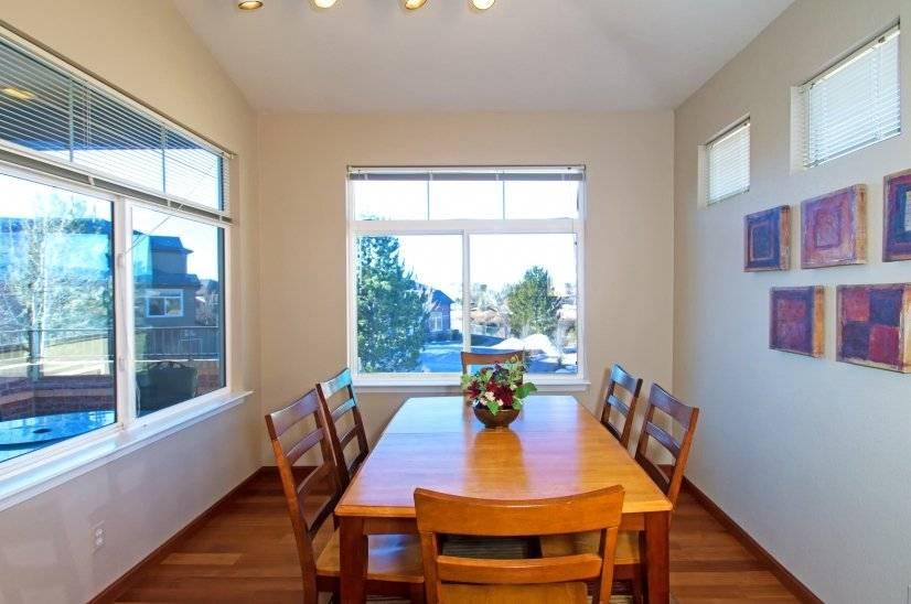 Ultra Bright Kitchen Area