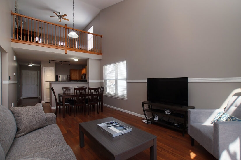 image 3 furnished 2 bedroom Townhouse for rent in Ofallon, St Louis Area