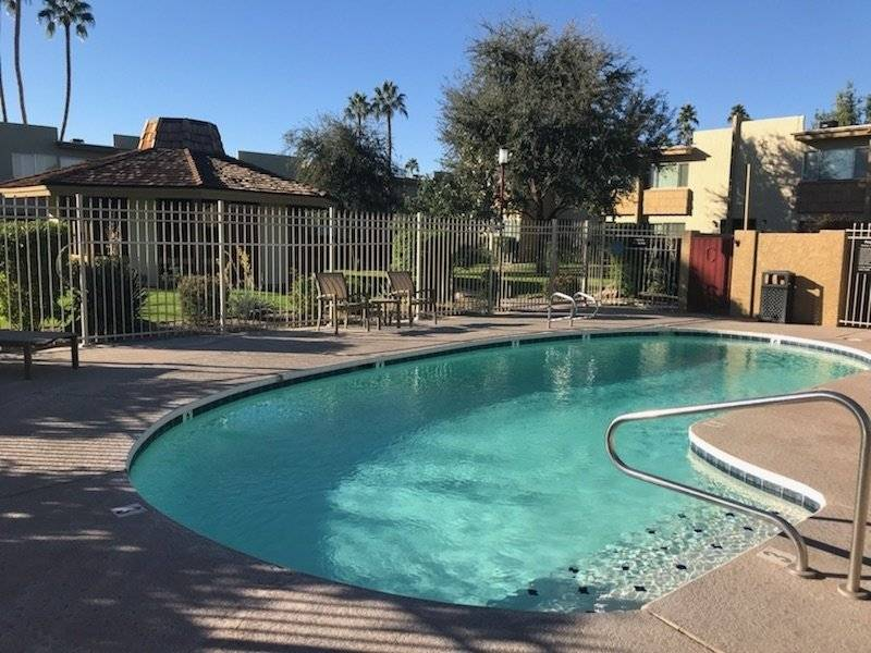 image 13 furnished 2 bedroom Townhouse for rent in Scottsdale Area, Phoenix Area