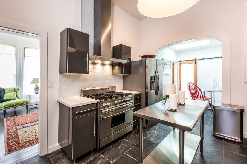 Kitchen Area - View 3