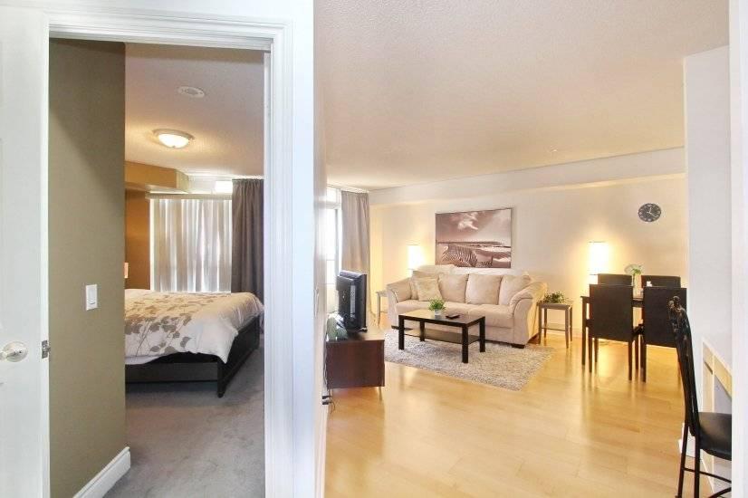 Living Area; Bedroom