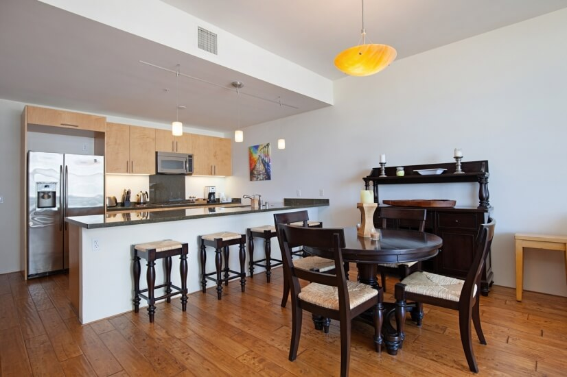 image 6 furnished 1 bedroom Townhouse for rent in Park West, Central San Diego