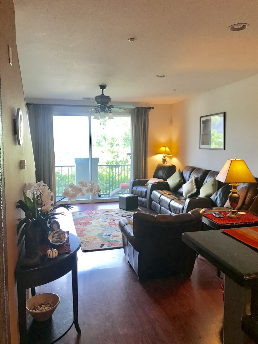 image 4 furnished 3 bedroom Townhouse for rent in Santee, Eastern San Diego