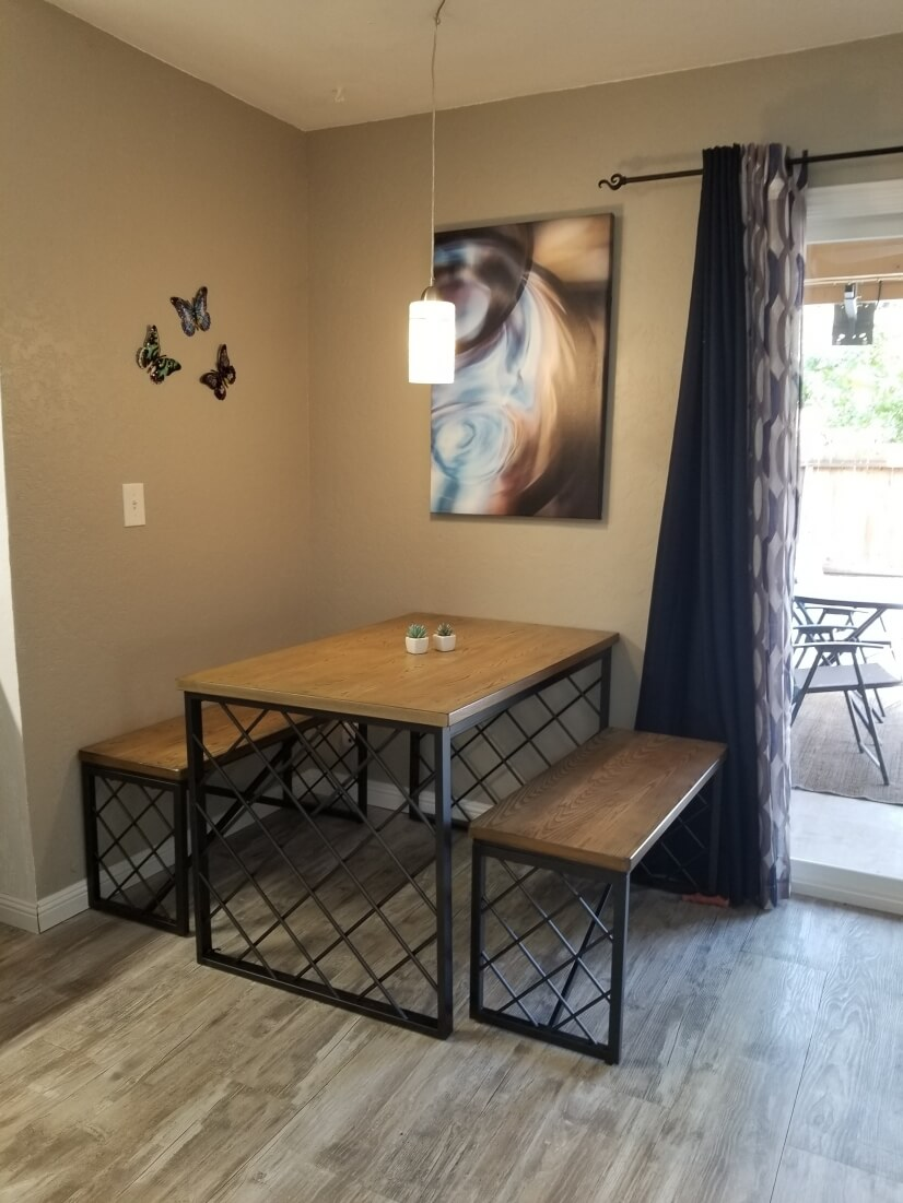 image 3 furnished 2 bedroom Townhouse for rent in Tulare, Tulare County