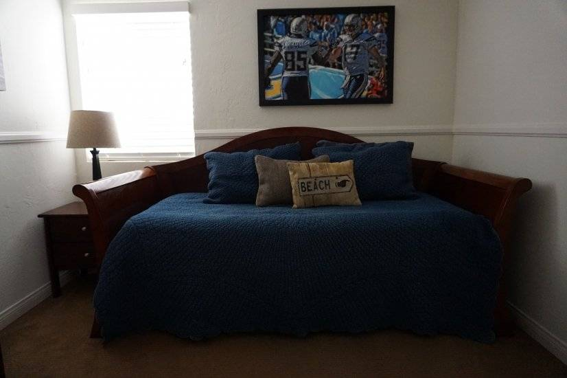 Bedroom 2 - Twin Trundle bed