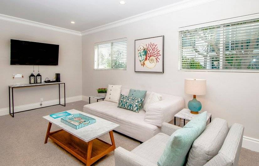 image 2 furnished 1 bedroom Townhouse for rent in Santa Monica, West Los Angeles