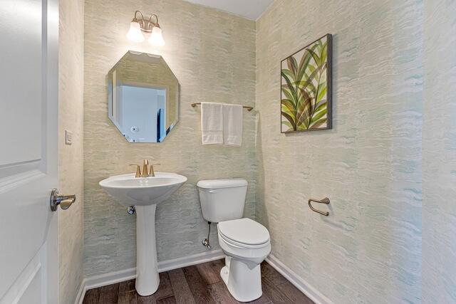 3rd Bathroom - Powder room