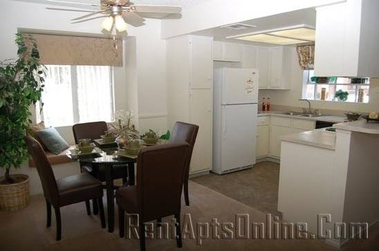 Dining room with Window Seat / Kitchen with Garden Window