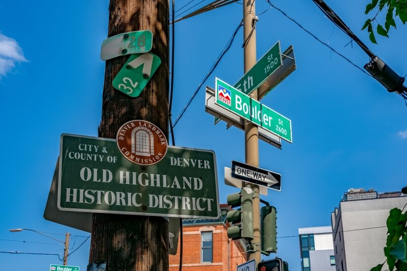 Old Highland Historic District is incredible.