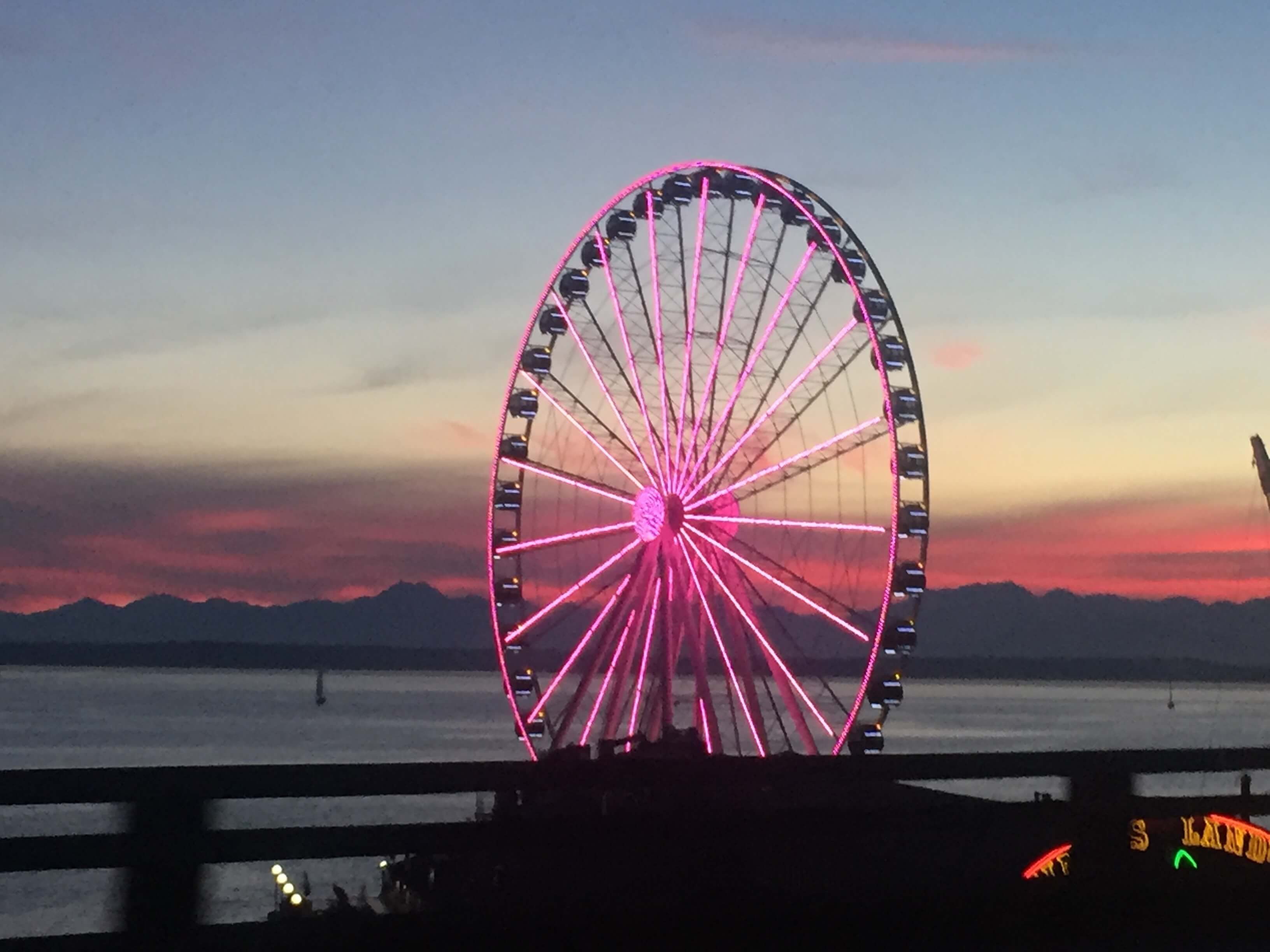 10 Minutes to Seattle Waterfront