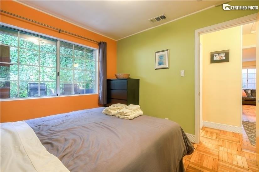 Second Bedroom toward back hills