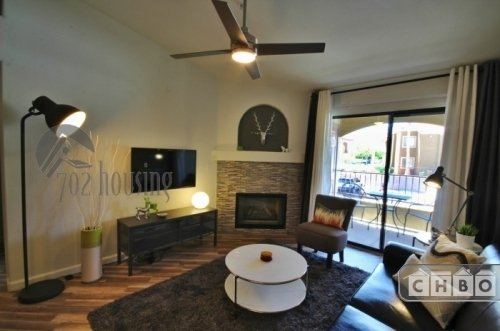 image 2 furnished 1 bedroom Townhouse for rent in Henderson, Las Vegas Area