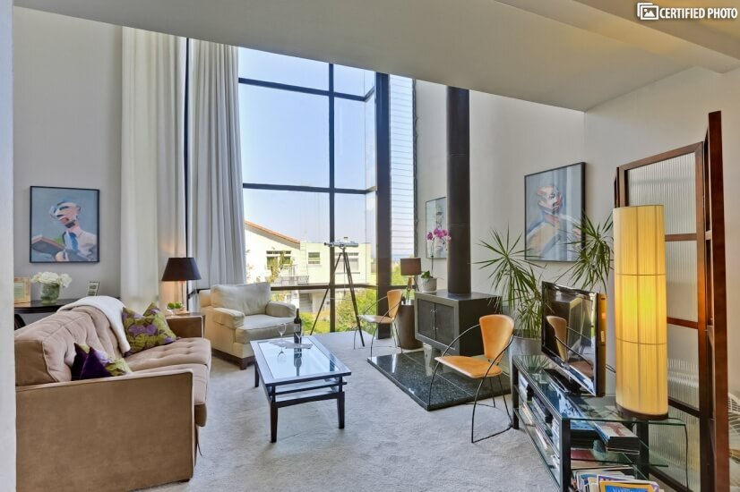 image 3 furnished 1 bedroom Townhouse for rent in North Beach, San Francisco
