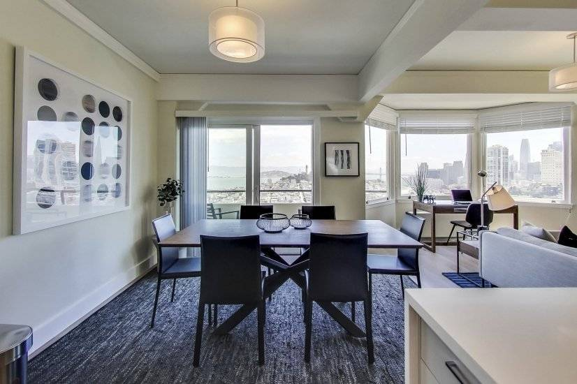 image 8 furnished 2 bedroom Apartment for rent in Nob Hill, San Francisco