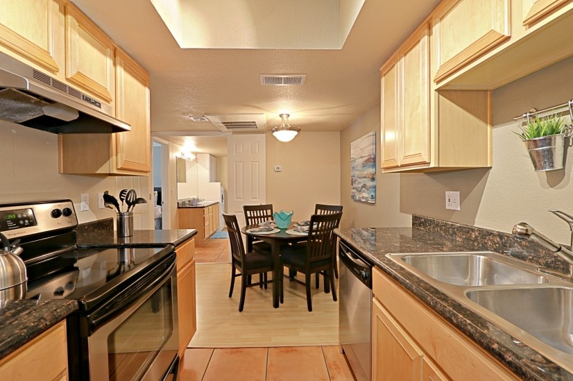 image 3 furnished 1 bedroom Townhouse for rent in Other Maricopa County, Phoenix Area