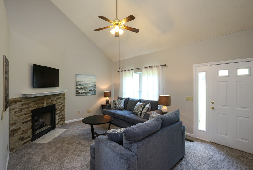 Additional Living Room Picture