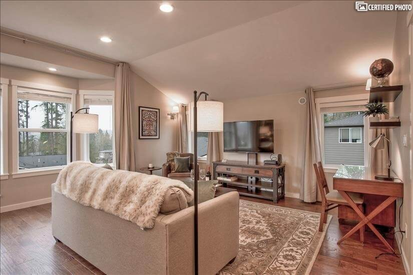 image 2 furnished 1 bedroom Apartment for rent in Bothell-Kenmore, Seattle Area
