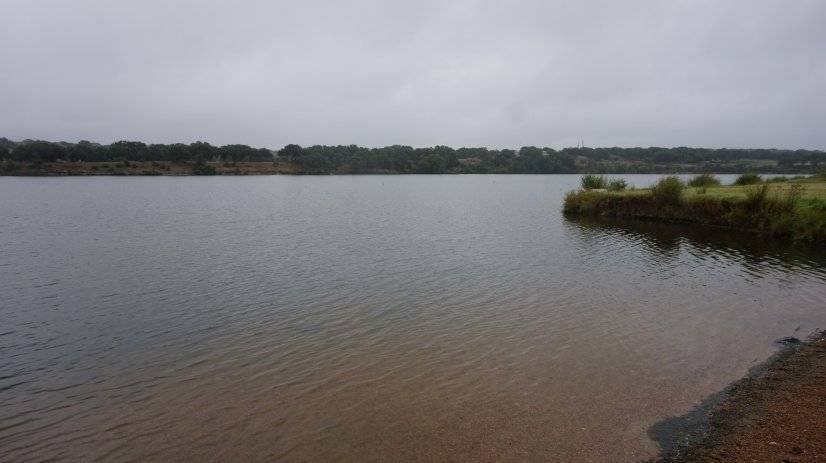 Brushy Creek lake