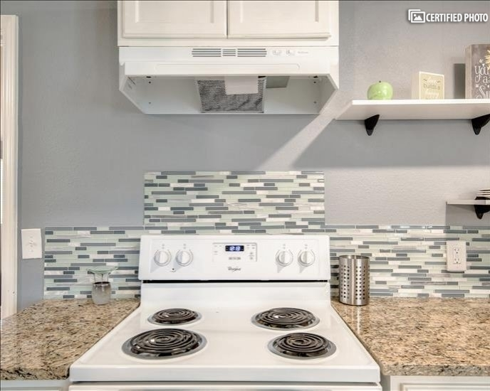Electric stove/oven