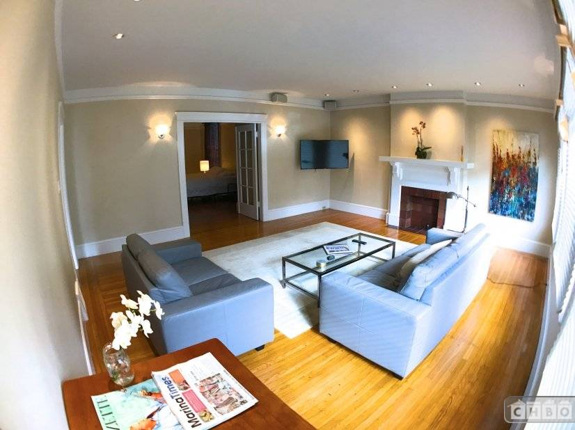 image 4 furnished 2 bedroom Townhouse for rent in Marina District, San Francisco