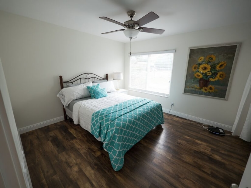 first guest room