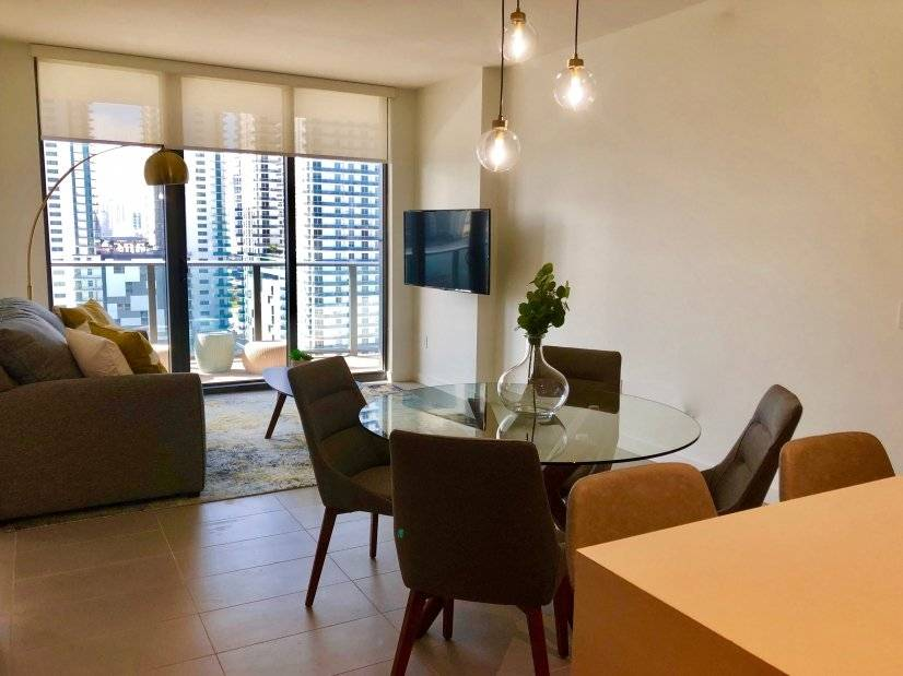 image 9 furnished 2 bedroom Townhouse for rent in Downtown, Miami Area