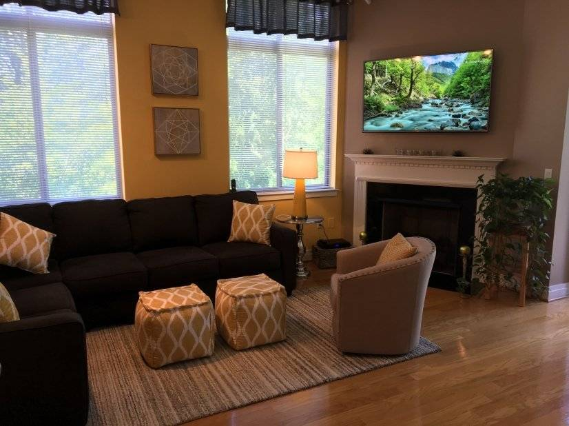 image 3 furnished 2 bedroom Townhouse for rent in Fairfax, DC Metro