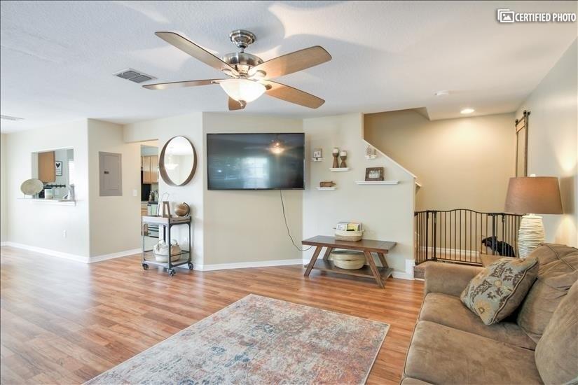 image 6 furnished 3 bedroom Townhouse for rent in Lakeland, Polk (Lakeland)
