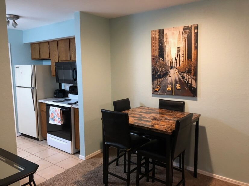 image 6 furnished 2 bedroom Apartment for rent in Enid, Garfield (Enid)