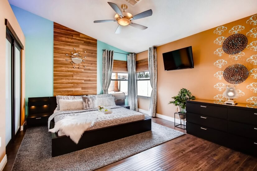image 2 furnished 2 bedroom House for rent in Spring Valley, Las Vegas Area