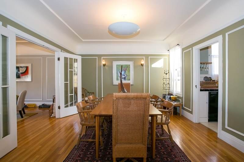image 4 furnished 2 bedroom Townhouse for rent in Mission District, San Francisco