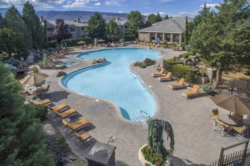 image 3 furnished 1 bedroom Townhouse for rent in RENO, Reno-Tahoe Territory
