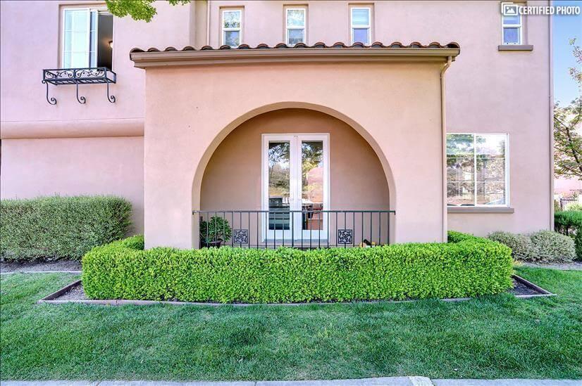 Furnished executive rental home in San Ramon