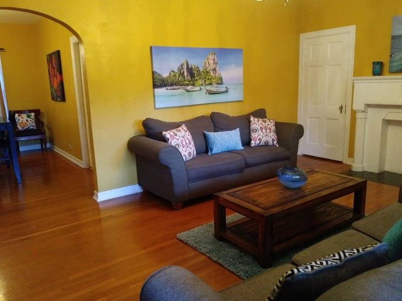 Fully Furnished Large living space
