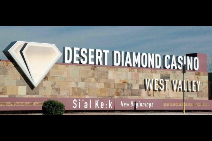Nearby Desert Diamond Casino