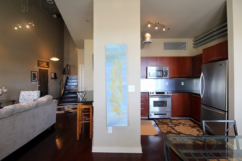 image 6 furnished 2 bedroom Loft for rent in Midtown, Fulton County