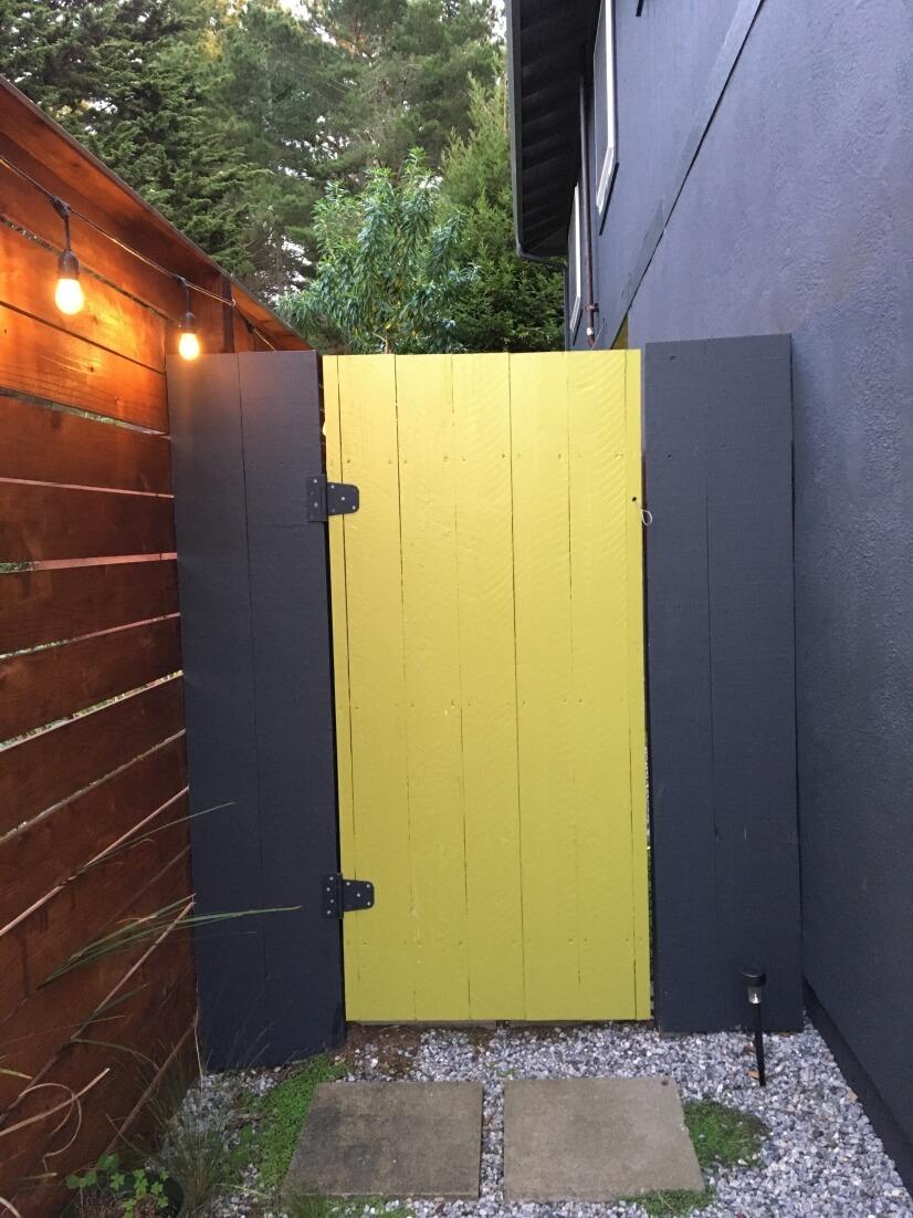 """beyond the """"green door""""...."""