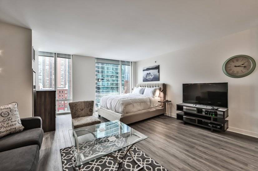image 9 furnished Studio bedroom Apartment for rent in Near North, Downtown