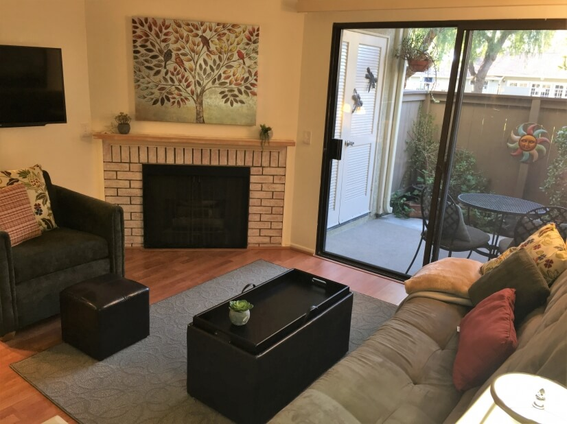 image 5 furnished 1 bedroom Townhouse for rent in Tustin, Orange County