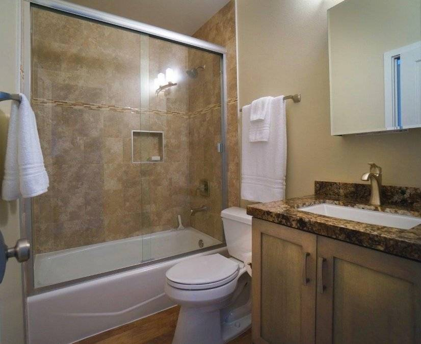 Second Bath With Entrance Directly From Bedroom And Hallway