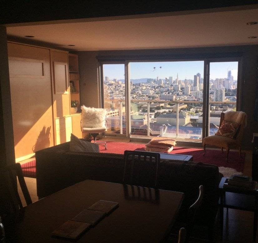 image 3 furnished 1 bedroom Townhouse for rent in Pacific Heights, San Francisco